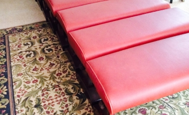 Leather Custom Furniture - Benches