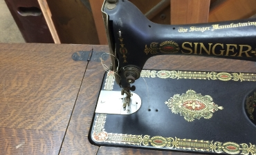 Singer Sewing Machine Refurbish